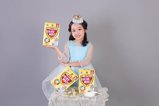 """Sữa non, Canxi hữu cơ, DHA – Bộ 3 """"dinh dưỡng vàng"""" giúp trẻ phát triển chiều cao, trí tuệ vượt trội - 2"""