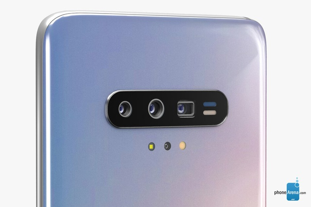 """Galaxy S11 sẽ có camera 108MP siêu zoom cùng thỏi pin """"khủng"""" - 2"""
