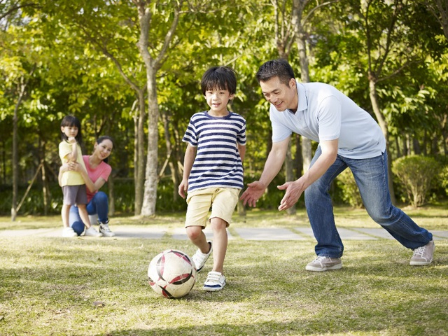 Gia đình trẻ và xu hướng chăm sóc sức khỏe toàn diện - 1