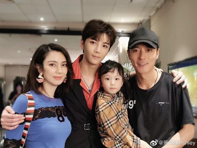 Trương Đan Phong và Hồng Hân tình cảm ngọt ngào sau bê bối ngoại tình - 7