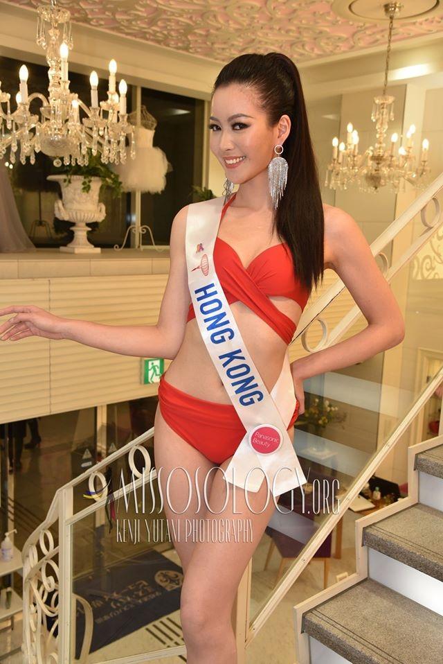 Tường San trình diễn áo tắm, lọt top 10 ứng viên sáng giá cho ngôi vị Hoa hậu Quốc tế 2019 - 13
