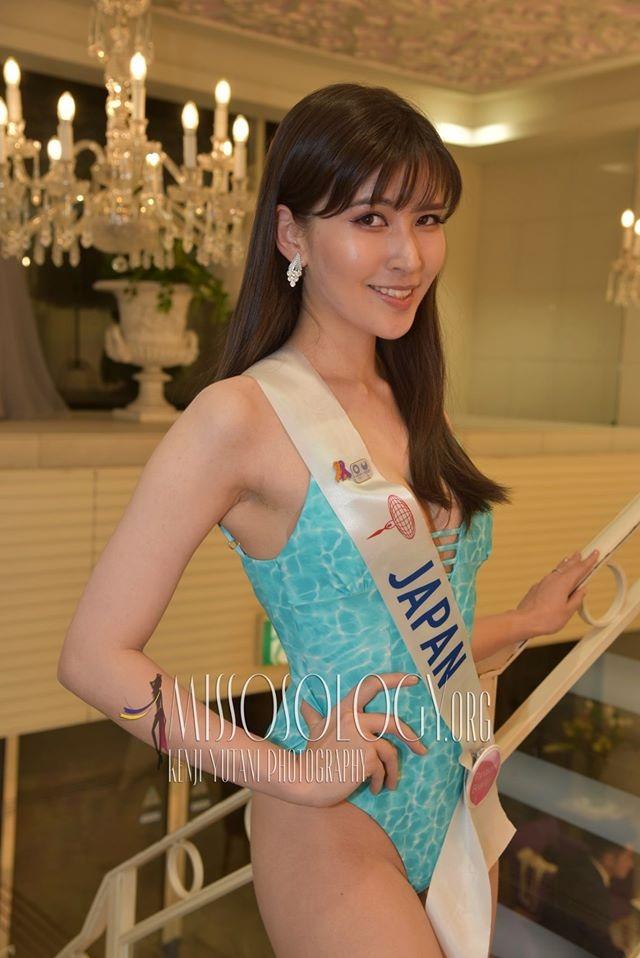 Tường San trình diễn áo tắm, lọt top 10 ứng viên sáng giá cho ngôi vị Hoa hậu Quốc tế 2019 - 38