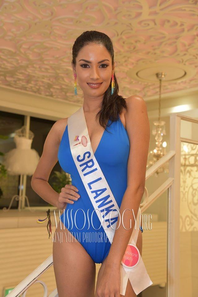 Tường San trình diễn áo tắm, lọt top 10 ứng viên sáng giá cho ngôi vị Hoa hậu Quốc tế 2019 - 39