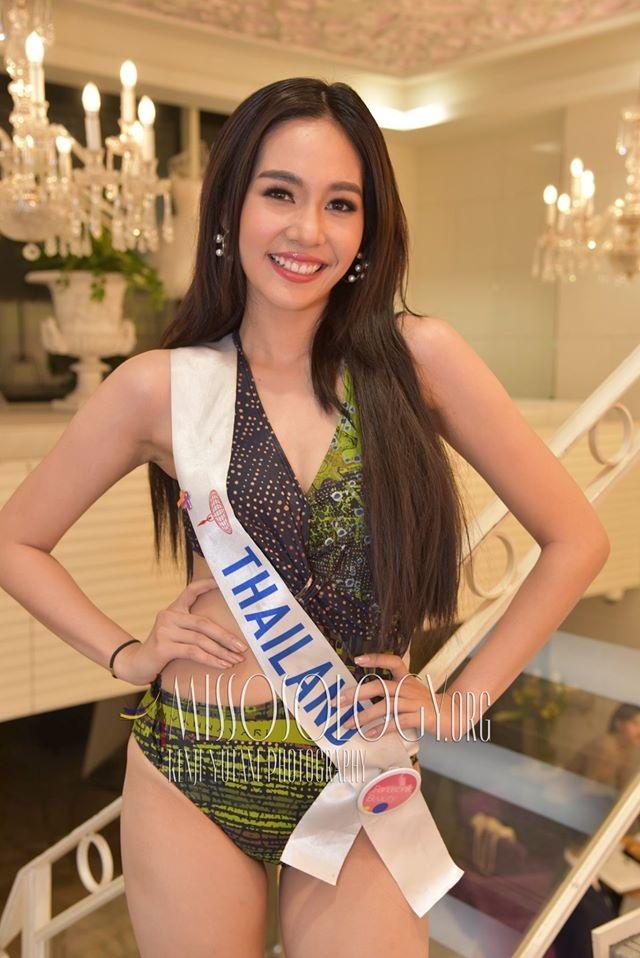 Tường San trình diễn áo tắm, lọt top 10 ứng viên sáng giá cho ngôi vị Hoa hậu Quốc tế 2019 - 19