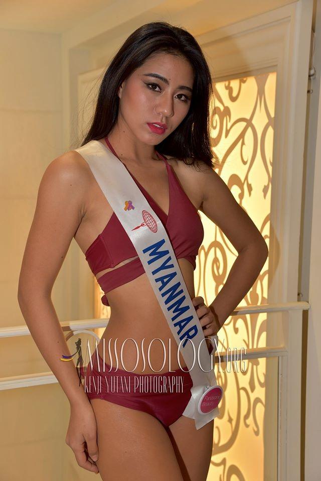 Tường San trình diễn áo tắm, lọt top 10 ứng viên sáng giá cho ngôi vị Hoa hậu Quốc tế 2019 - 32