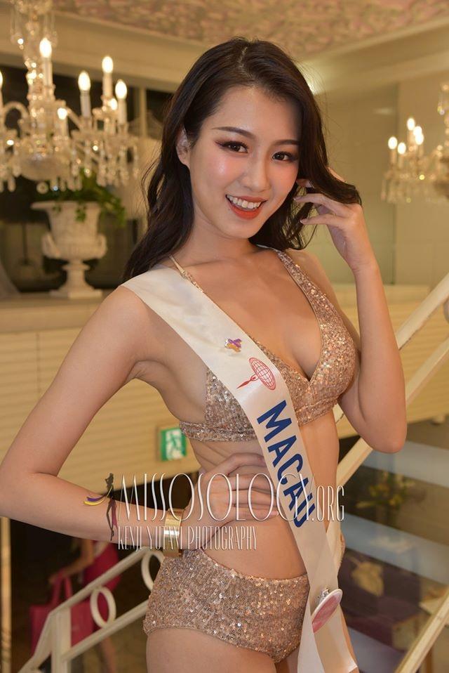 Tường San trình diễn áo tắm, lọt top 10 ứng viên sáng giá cho ngôi vị Hoa hậu Quốc tế 2019 - 22