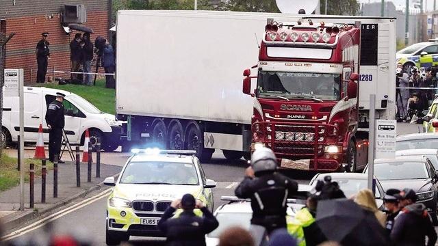 Bộ Công an: Không công bố danh tính 39 người tử vong ở Anh - 1
