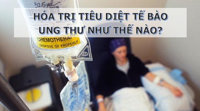 Phương pháp hóa trị liệu tiêu diệt tế bào ung thư như thế nào? - 1