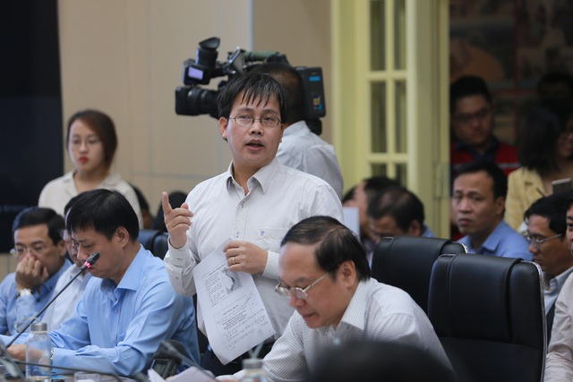 Phó Thủ tướng đề nghị Bộ GTVT điều tàu vào Bình Định ứng phó bão số 6 - 1