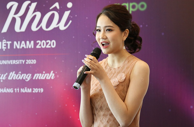 Hoa khôi Sinh viên Việt Nam nhận giải thưởng 200 triệu đồng nhưng phải đáp ứng tiêu chuẩn cao - 2