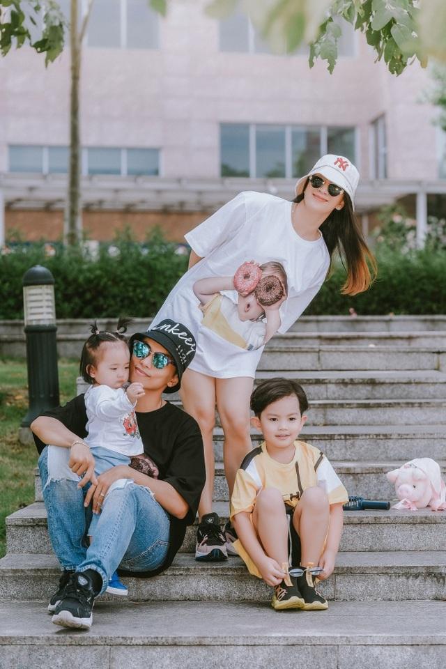 Khánh Thi tiết lộ tuổi thơ quậy phá như con trai - 4