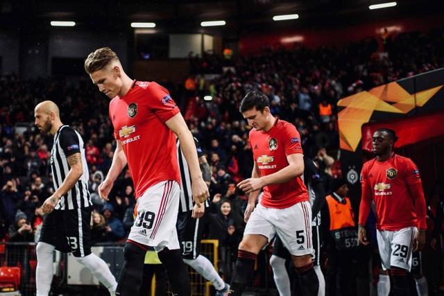 Nhìn lại chiến thắng rực rỡ của Man Utd trước Partizan ở Old Trafford - 5