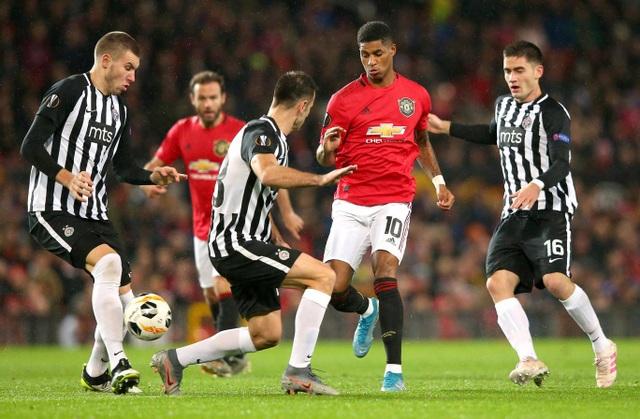 Nhìn lại chiến thắng rực rỡ của Man Utd trước Partizan ở Old Trafford - 7