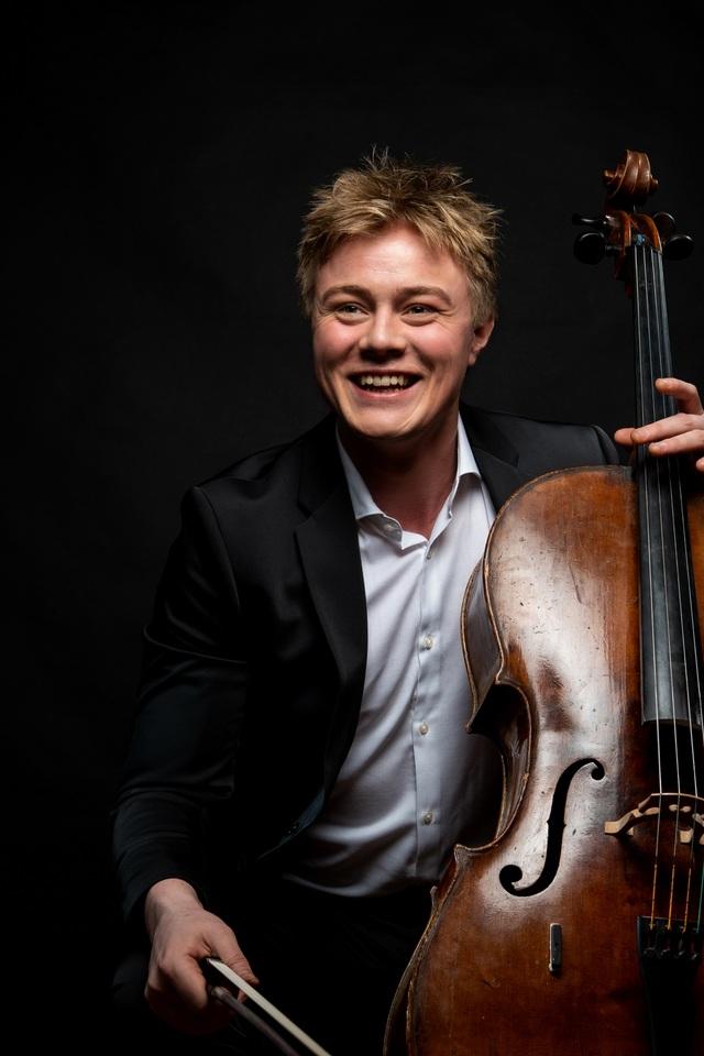Nghệ sĩ cello tài năng của Đan Mạch Jonathan Swensen sẽ biểu diễn tại Việt Nam - 1