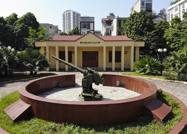 Hà Nội: Sau 5 năm, Pháo đài Xuân Tảo có nguy cơ biến thành phế tích - 3