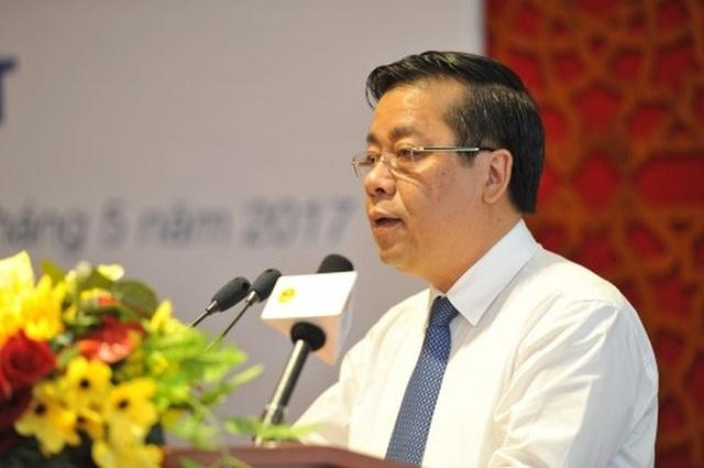 Phó Thống đốc: Chuyển đổi số trong ngành ngân hàng là đòi hỏi tất yếu - 1