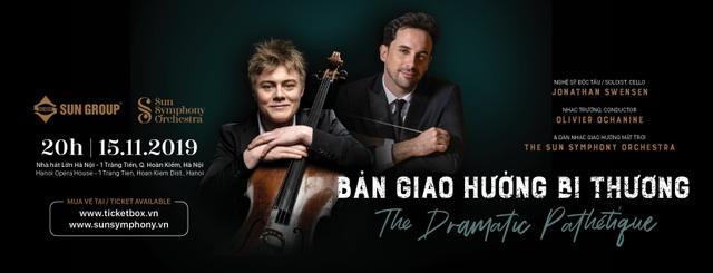 Nghệ sĩ cello tài năng của Đan Mạch Jonathan Swensen sẽ biểu diễn tại Việt Nam - 3