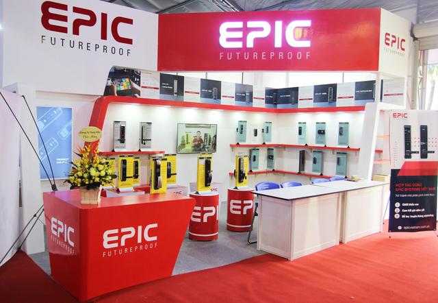 Epic cùng hơn 300 doanh nghiệp hội ngộ tại triển lãm Vietbuild 2019 - 1