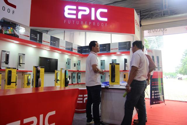 Epic cùng hơn 300 doanh nghiệp hội ngộ tại triển lãm Vietbuild 2019 - 2