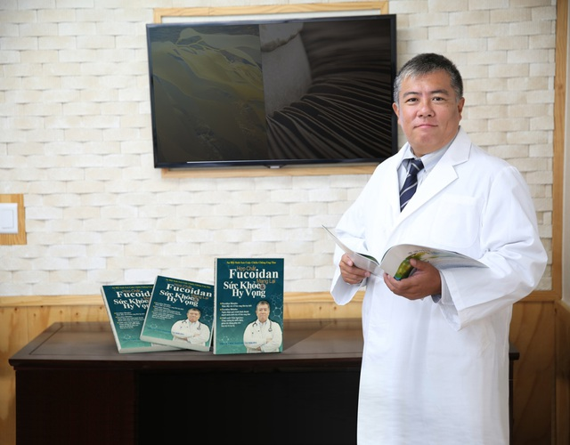"""""""Hợp chất Fucoidan"""" - Giải pháp chiến thắng ung thư - 1"""