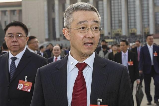 Con trai ông Hồ Cẩm Đào có thể sắp được bổ nhiệm chức ngang thứ trưởng  - 1