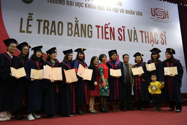 ĐH Quốc gia Hà Nội dự kiến cho phép sinh viên năm thứ 3 học thêm chương trình thạc sĩ - 1