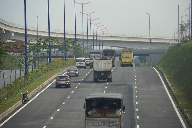 Thông xe nút giao 14 làn xe, giải cứu điểm nóng cửa ngõ Đông Sài Gòn - 5