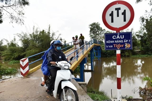 """Bất ngờ với chiếc cầu được xây nhờ vào """"tài sản"""" vô giá của người Tiền Giang - 3"""