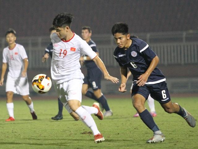 HLV Philippe Troussier không hài lòng sau chiến thắng của U19 Việt Nam trước Guam - 2