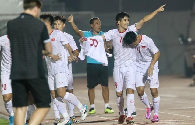 U19 Việt Nam thắng thiếu thuyết phục U19 Guam - Ảnh minh hoạ 5