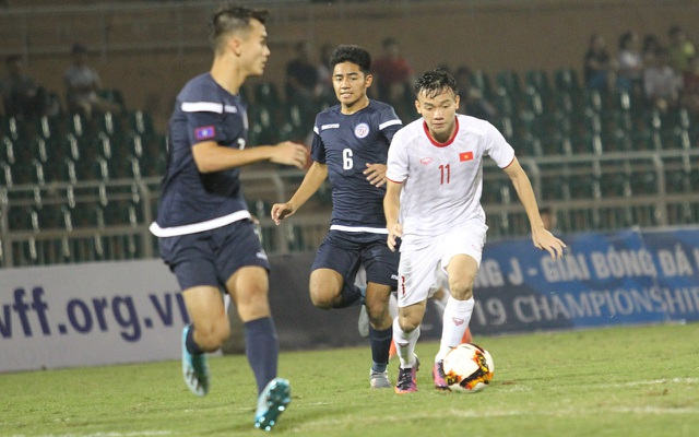 U19 Việt Nam thắng thiếu thuyết phục U19 Guam - Ảnh minh hoạ 3