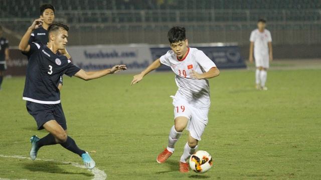 U19 Việt Nam thắng thiếu thuyết phục U19 Guam - Ảnh minh hoạ 8