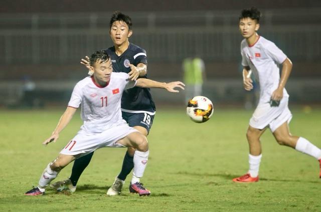 U19 Việt Nam thắng thiếu thuyết phục U19 Guam - Ảnh minh hoạ 2