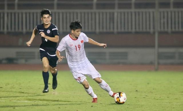 U19 Việt Nam thắng thiếu thuyết phục U19 Guam - Ảnh minh hoạ 6