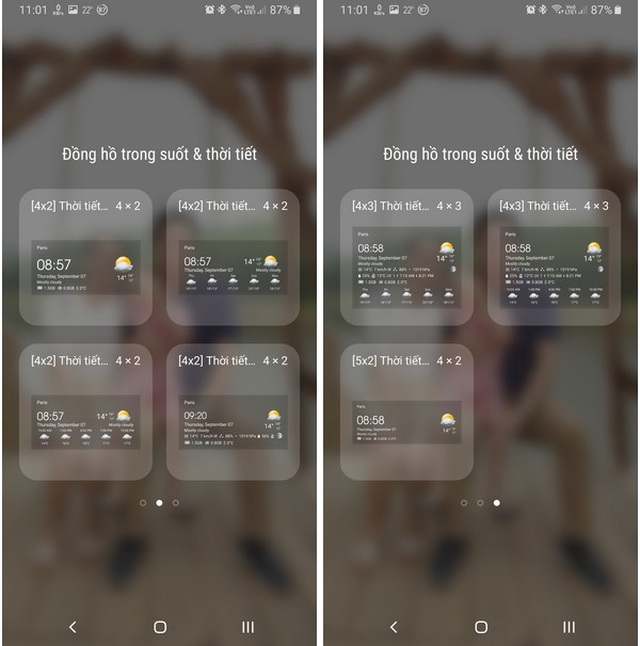 Ứng dụng dự báo thời tiết với giao diện cực đẹp dành cho smartphone - 7