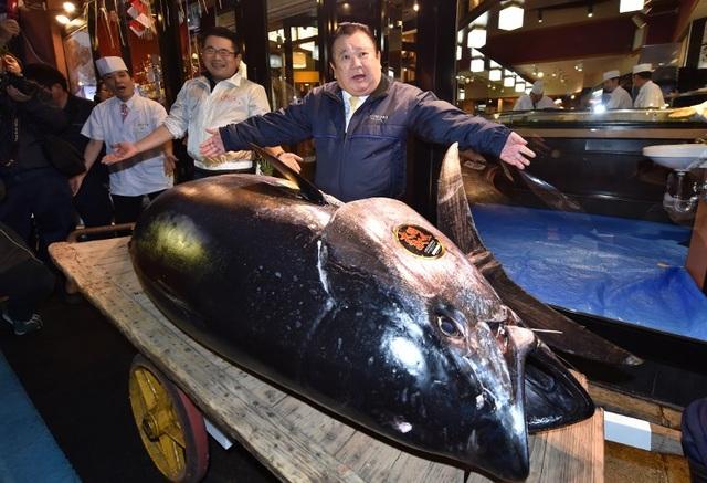 """""""Choáng"""" với những loại hải sản đắt nhất thế giới  - 3"""