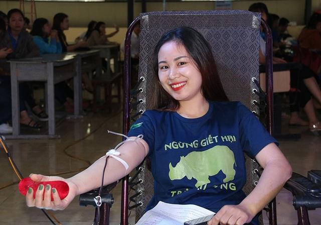 """Sinh viên ĐH Hà Tĩnh hứng khởi trong """"Ngày hội tình nguyện 2019"""" - 4"""