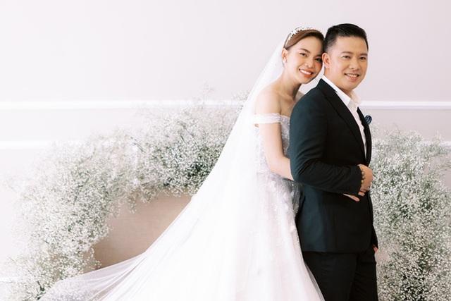 Những quy định đặc biệt trong đám cưới của sao Việt - 16
