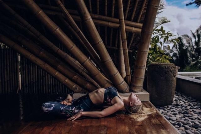 Các bài tập yoga cho bệnh nhân ung thư phục hồi năng lượng - 6