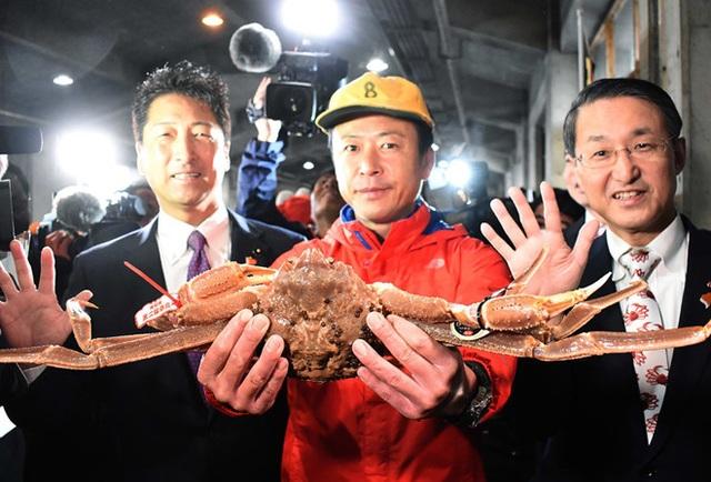 """""""Choáng"""" với những loại hải sản đắt nhất thế giới  - 1"""
