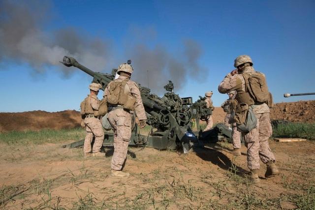 17 rocket tấn công căn cứ Mỹ đóng quân tại Iraq - 1