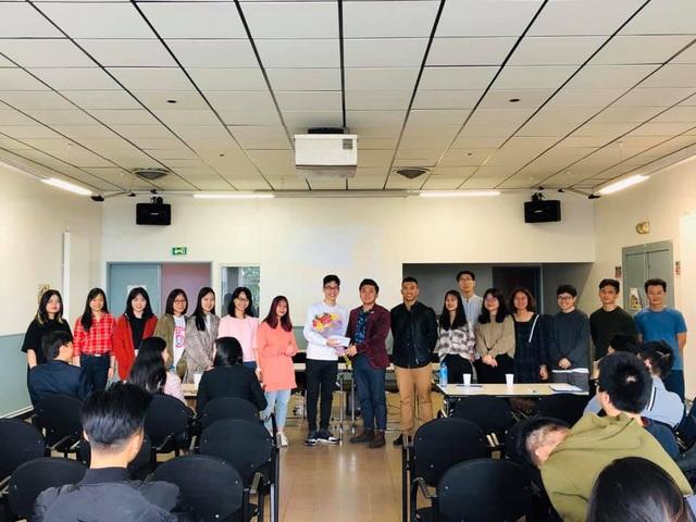 Đại hội các chi hội sinh viên Việt Nam tại Pháp: Tạo sức hút và lan tỏa lớn - 2