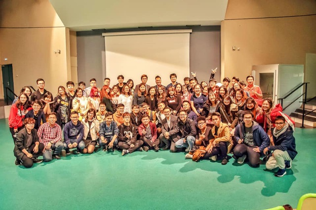 Đại hội các chi hội sinh viên Việt Nam tại Pháp: Tạo sức hút và lan tỏa lớn - 3