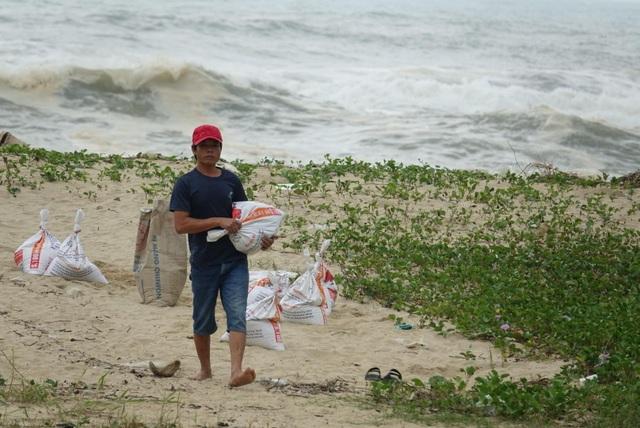 Bộ trưởng Nông nghiệp kiểm tra công tác phòng chống bão số 6 - 4