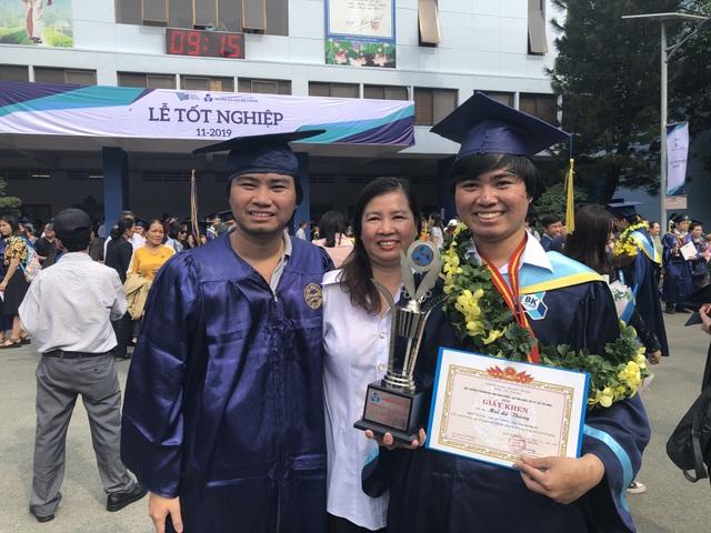 Anh em song sinh cùng tốt nghiệp xuất sắc trường ĐH Bách khoa TPHCM - 3
