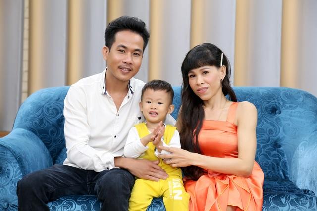 Ốc Thanh Vân cảm phục chàng trai bất chấp mọi sự phản đối đến với người vợ khuyết tật - 3