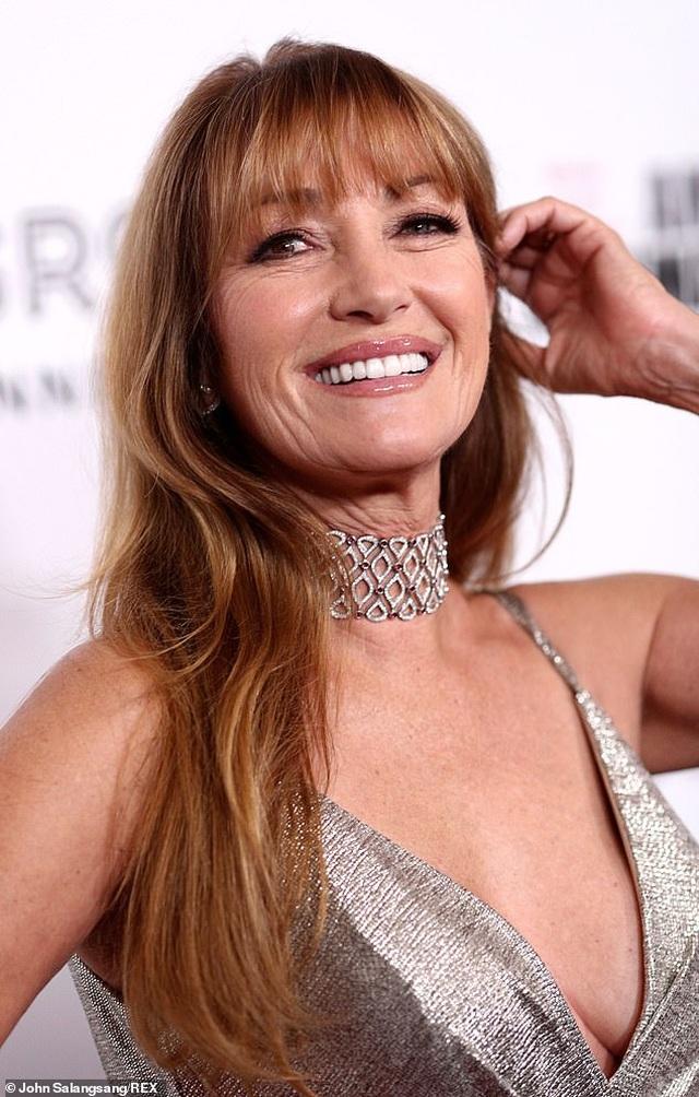 Jane Seymour trẻ đẹp đáng kinh ngạc ở tuổi 68 - 3