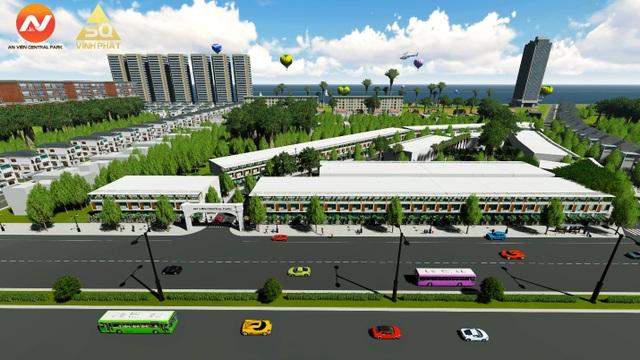 Khu đô thị An Viên Central Park mở rộng cơ hội đầu tư tại miền Nam - 3