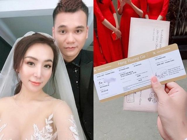 Những quy định đặc biệt trong đám cưới của sao Việt - 9