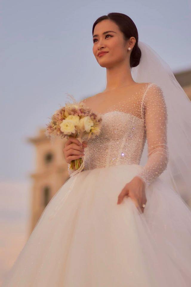 Ông Cao Thắng khóc cảm ơn Đông Nhi trong đám cưới đẹp như mơ - 3